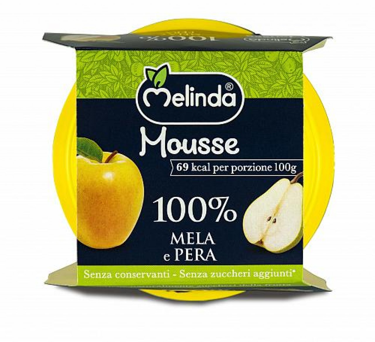 MELINDA MOUSSE MELE/PERE GR100