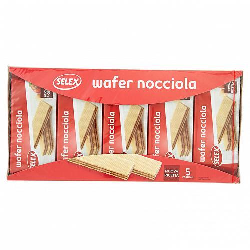 SELEX WAFER NOCCIOLA GR.45x5