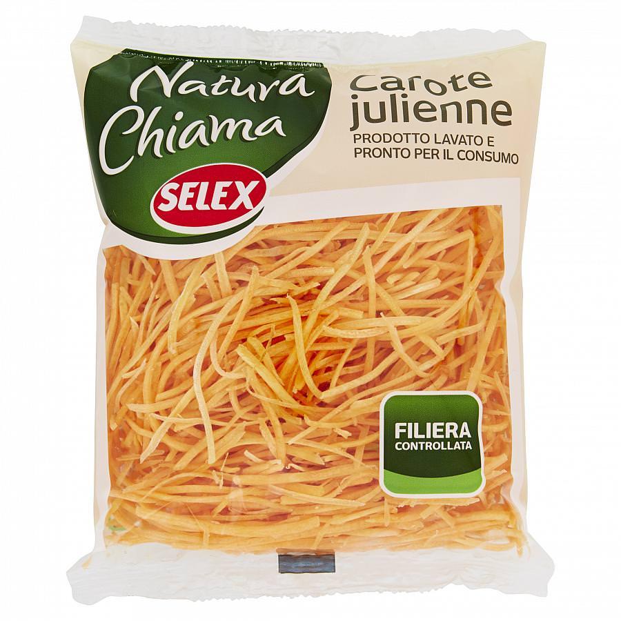 SLX CAROTE JULIENNE GR.200